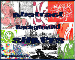 Abstract Background Shapes by Diamara