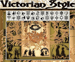 Victorian Style by Diamara