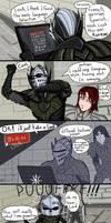 Dark Souls korean version,  part 2 by Charleian