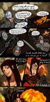 Dark souls, The quelaag misadventure (part 2) by Charleian