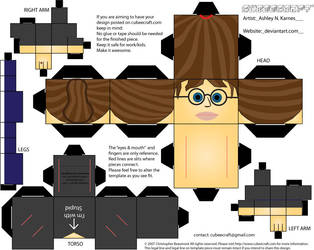 Design Cube-mee by karnesan