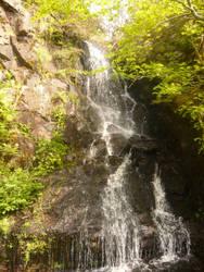Small Waterfall by WillLafferty