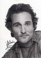 Matthew McConaughey by williamleafe