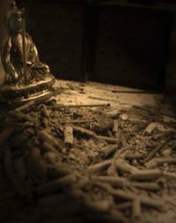 Buddhists garden by ShadowsToTheWall