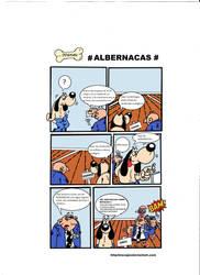 DOGMAN ALBERNACAS by tiracajas