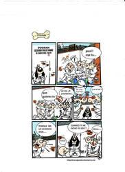 Dogman Alguie Volo Sobre El Nido Del Cuco by tiracajas