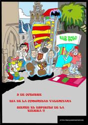 9 De Octubre by tiracajas