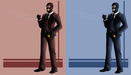 Cultured Gentleman by Wally-Burger