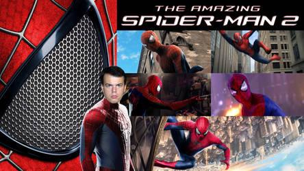 Spider-Man (The Amazing Spider-Man 2)-Collage by Super-TyBone82
