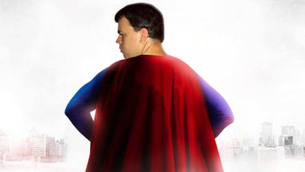 Ty-Bone as Superman's Red Cape: Without S by Super-TyBone82