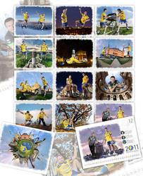 Kalendarz Vive 2011 by PatryckZone