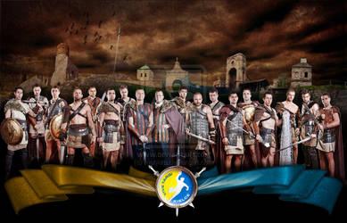 Vive Targi Kielce 2012 Wojownicy Swietokrzyscy by PatryckZone