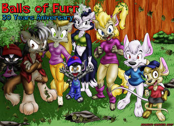the Balls Of Furr 30 Years Aniversary by rcanheta