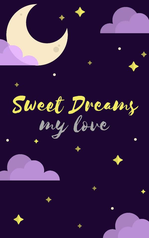 Sweet Dreams My Love By Grimbunny1 On Deviantart