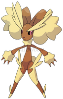 MEGA LOPUNNY by HallowDew