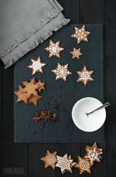 Gingerbread Biscuits by chriswhite87