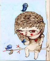 songbird by killerladybugs