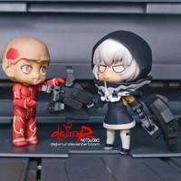WOW COOL ROBOT ARMS, senpai~ by dejivrur