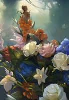 Walflower by Gatling
