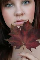 Autumn portrait 3 by mariix-stock