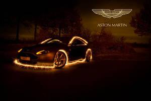 Aston Martin: V8 Vantage by Vipervelocity
