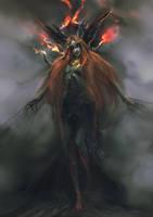 Mara the spirit by SombraSister