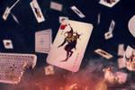 Joker Card by EduardoHurtado