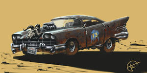 The highwayman by Fernand0FC