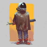 Wastelandeer by Fernand0FC