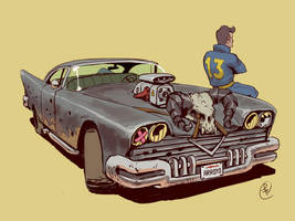 Fallout 2 by Fernand0FC