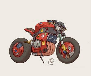 Akira... ? by Fernand0FC