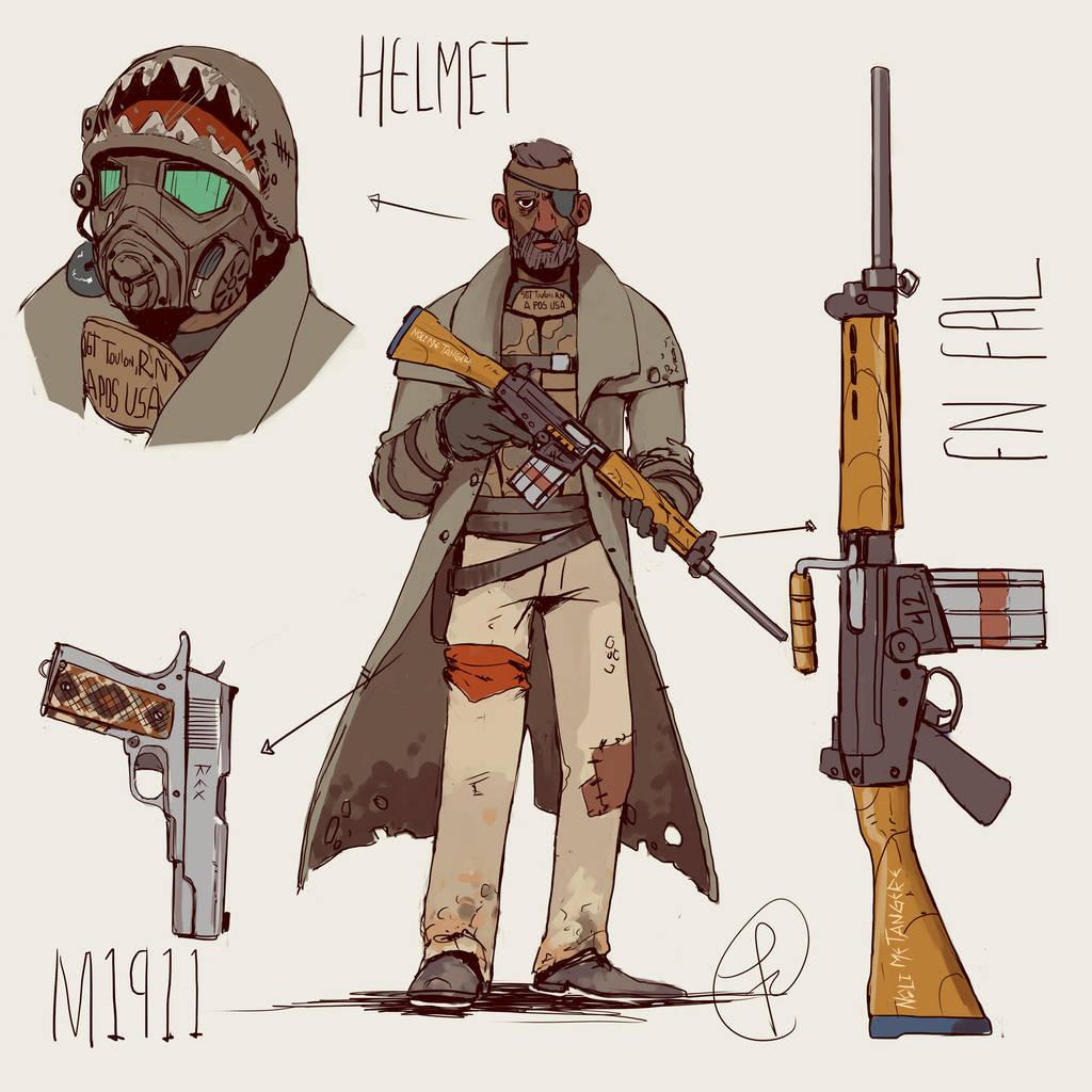 Desert Ranger by Fernand0FC