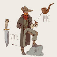 BOWIE by Fernand0FC