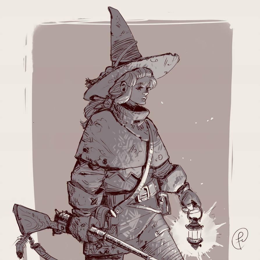 Sketch by Fernand0FC