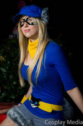Anime LA Sly Cooper by CosplayMedia