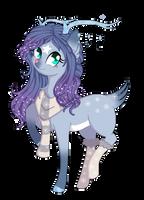 Snowflake by Blumydia