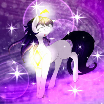 Holographic Star by Blumydia