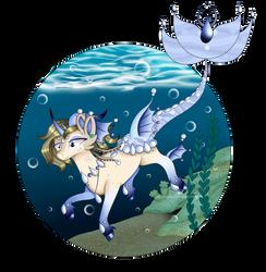 Water Travels by Blumydia