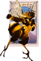 BumbleBee [NN C] by Thalliumfire