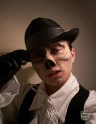 Leroux Phantom Makeup take 2 by SilverDrgnbane