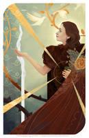 Talia Trevelyan by Fishslapping
