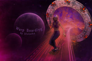 Warp Boarding by SlichoArt