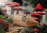 The Landing by SlichoArt