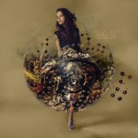 Twirling by SlichoArt