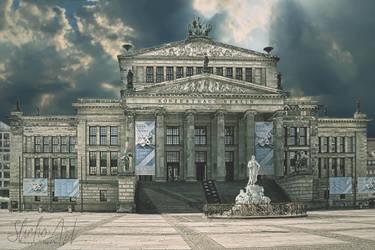 Konzerthaus Berlin by SlichoArt