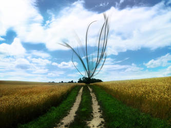 Cliche Fields by the-ace-chef