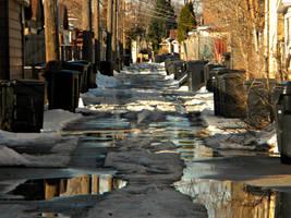 Back Alley by theStrange0ne