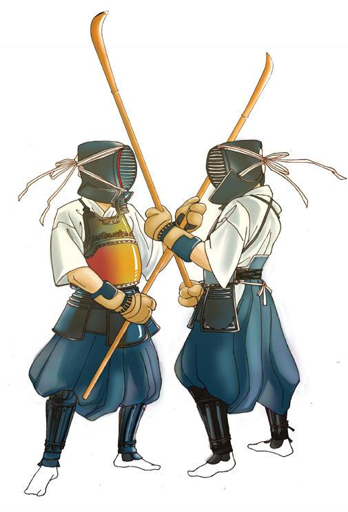naginata 3 by Little-Ginkgo