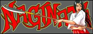Naginata girl by Little-Ginkgo