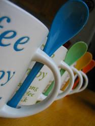 Cup of coffee? by littledevilsangel